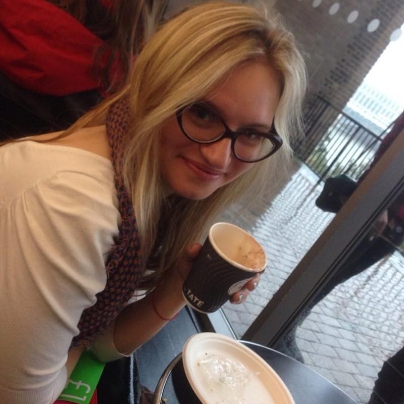 Александра Заспа, корреспондент