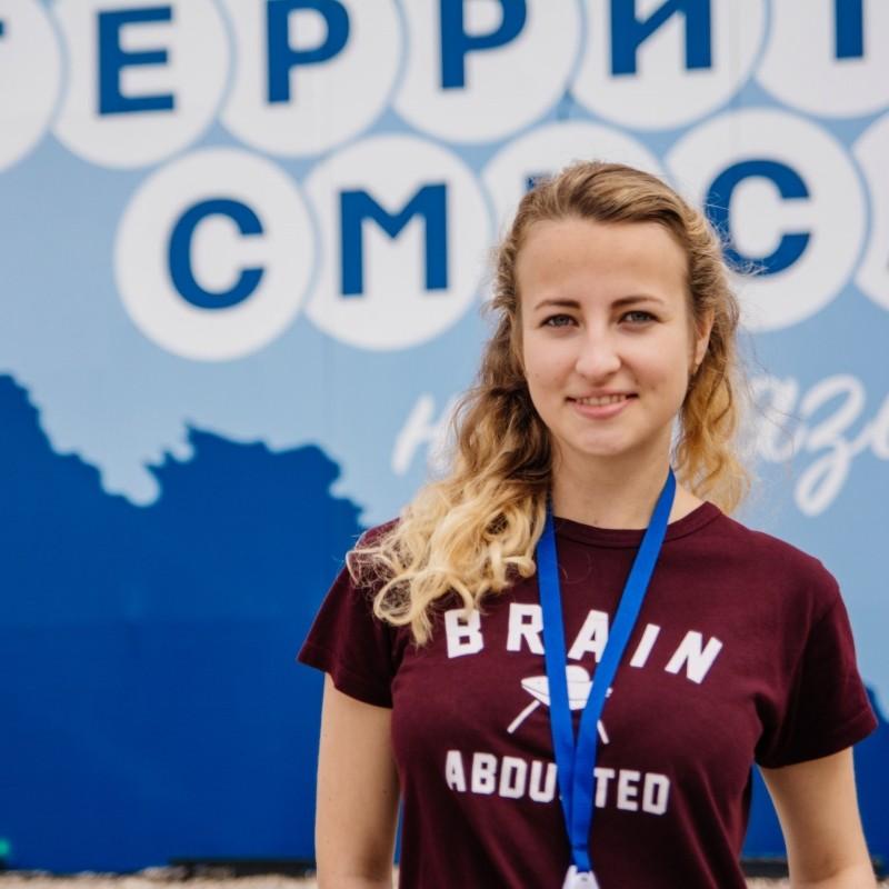Дарья Маташина, внештатный корреспондент