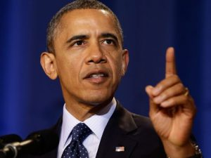 Барак Обама, фото телеканала НТВ