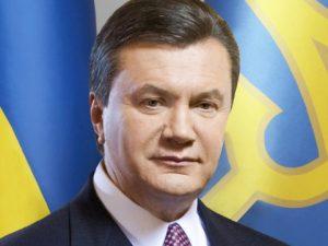 Виктор Янукович, фото с сайта президента Украины