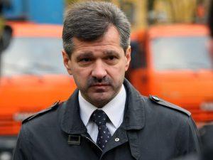 Владимир Коровин главаМосковского района, фото с сайта bn.ru