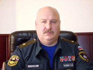 Леонид Беляев, фото МЧС