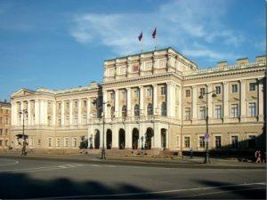 Мариинский дворец, фото с сайта dic.academic.ru