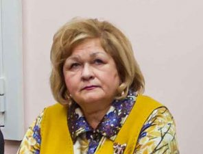 Мария Щербакова, фото пресс-службы Смольного