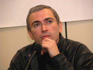 Михаил Ходорковский, фото с официального сайта