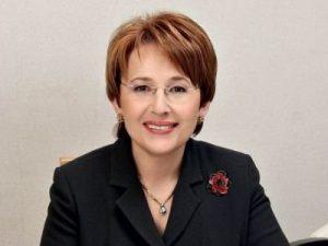 Оксана Дмитриева, фото канала Санкт-Петербург