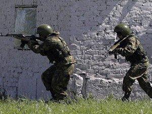 Спецоперация в Дагестане