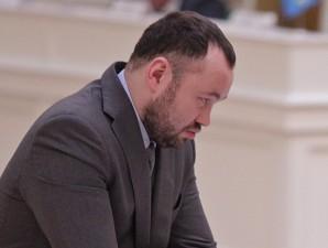 Андрей Анохин, фото пресс-службы ЗакСа