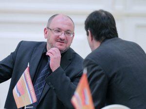 Максим Резник и Алексей Ковалев, фото пресс-службы ЗакСа
