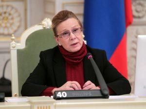 Людмила Косткина, фото пресс-службы ЗакСа