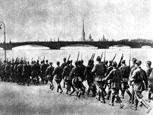 Блокада Ленинграда, фото с сайта www.dzr.by