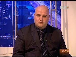 Виталй Никифоровский, кадр 100ТВ