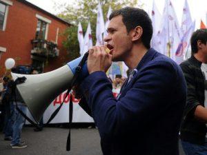 Илья Яшин, фото Деловой Петербург