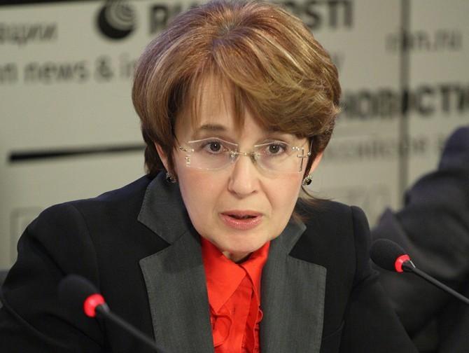 Оксана Дмитриева, фото с официального сайта политика