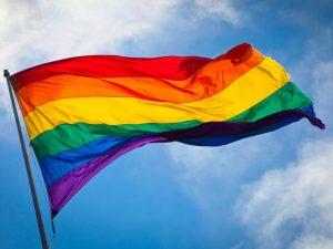 Радужный флаг, ЛГБТ