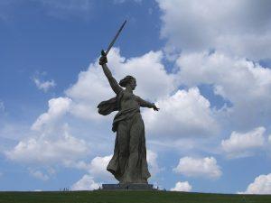Родина-мать Волгоград