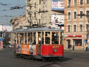 Трамвай МС-1