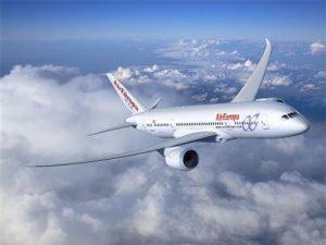 самолет boeing-787-dreamliner