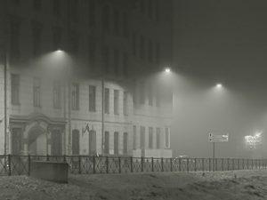 Петербург в тумане