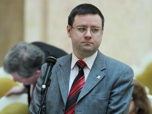 Александр Кобринский, фото пресс-службы ЗакСа