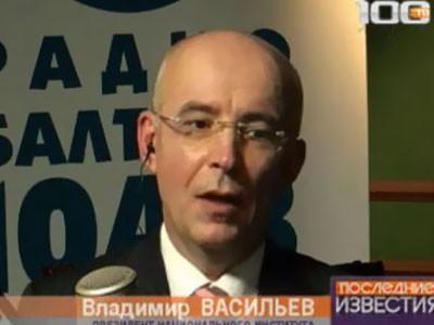 Владимир Васильев, кадр 100ТВ