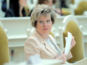 Марина Шишкина, фото пресс-службы ЗакСа