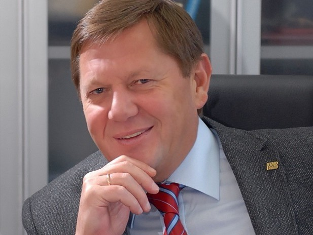 Владимир Васильев, ИТМО, фото с сайта www.spbdnevnik.ru