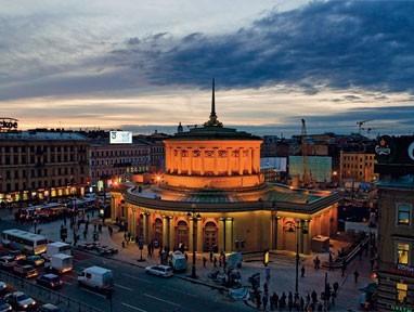 горд петербург дороги площадь восстания, фото с сайта expert.ru