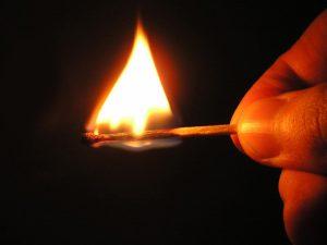 спичка, поджог, пожар, огонь, сигареты
