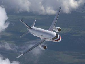 Самолет Сухой Суперджет 100, фото пресс-службы компании Сухой