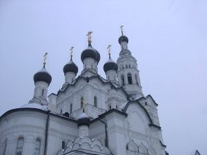 Церковь Казанской иконы Божиевй Матери в Зеленогорске