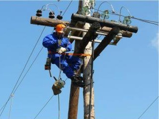 электричество, электросети, лэп, линия электропередач, фото МЧС