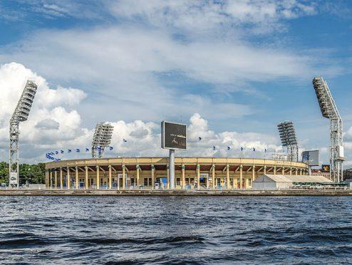 Фасад «Петровского» починят кКубку конфедераций