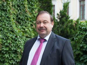 Гудков Геннадий, фото с официального сайта политика