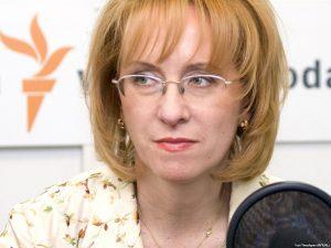 Ирина Ясина, фото Радио Свобода