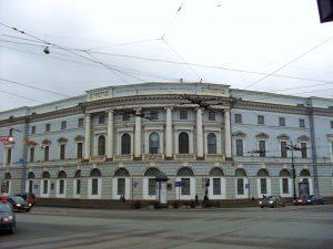 РНБ, Российская национальная библиотека, фото Википедия