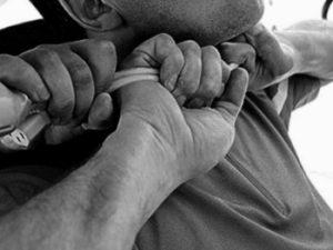удавка удушение смерть убийство шнурок душить, фото с сайта www.province.ru