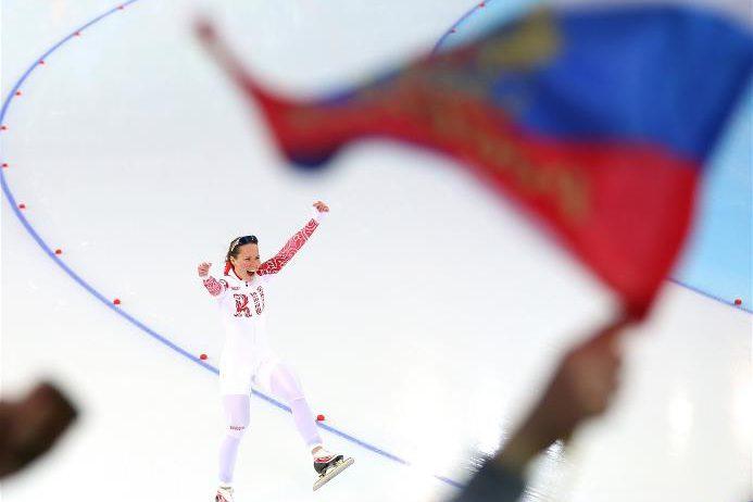 конькобежный спорт, олимпиада, Сочи