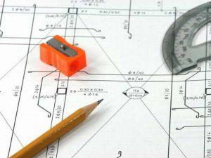 чертеж проект строительство архитектура