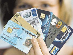 банковские карты пластиковые карты visa mastercard