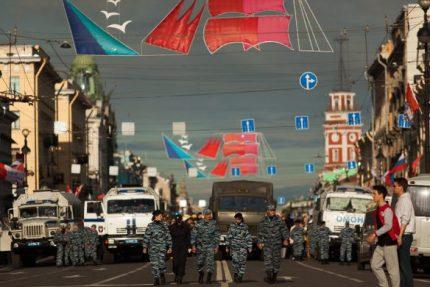 невский проспект омон праздник алые паруса