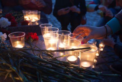 день памяти и скорби свечи весна