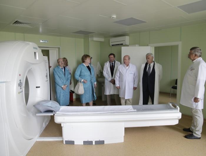 Больница в мексике