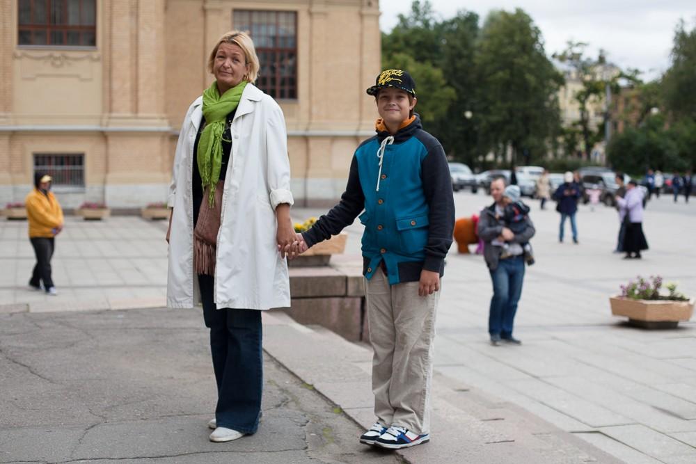 Людмила, мама шестиклассника Антона