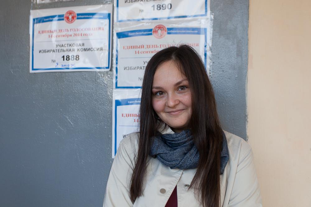 Екатерина, архитектор