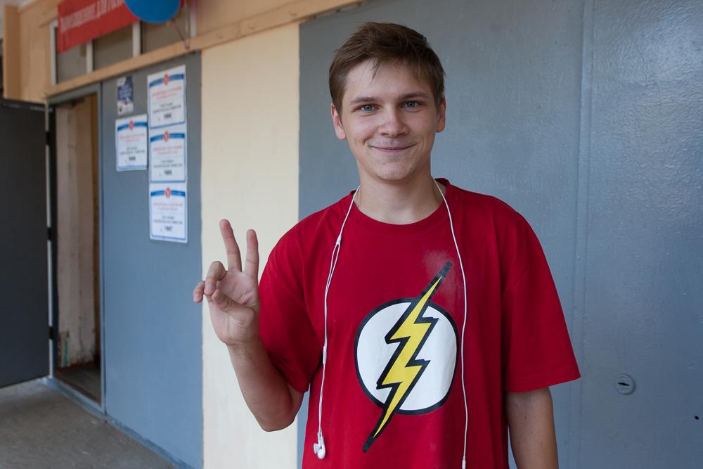 Юрий, студент