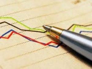 рейтинг график диаграмма, опрос, снижение, показатели падают, падение курса валют