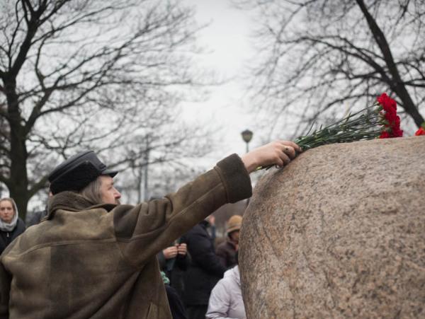 акция памяти, Немцов