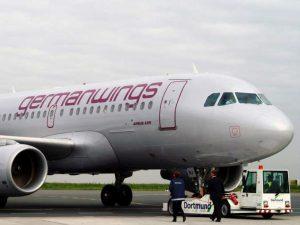 germanwings самолет