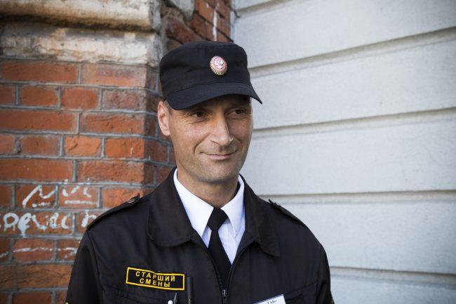 Иван, 44 года, охранник